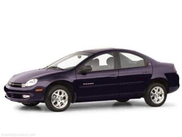Pre-Owned 2000 Dodge Neon 4dr Sdn Highline