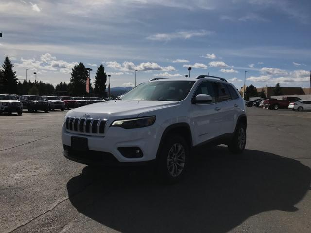Pre-Owned 2019 Jeep Cherokee Latitude Plus 4x4