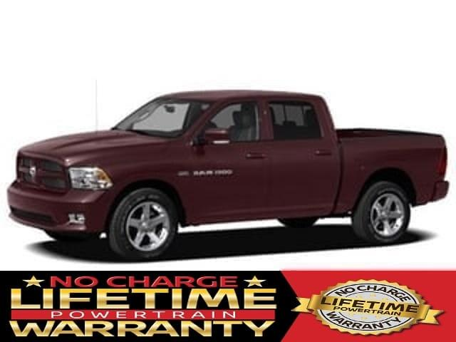 Pre-Owned 2012 Ram 1500 4WD Crew Cab 140.5 Sport
