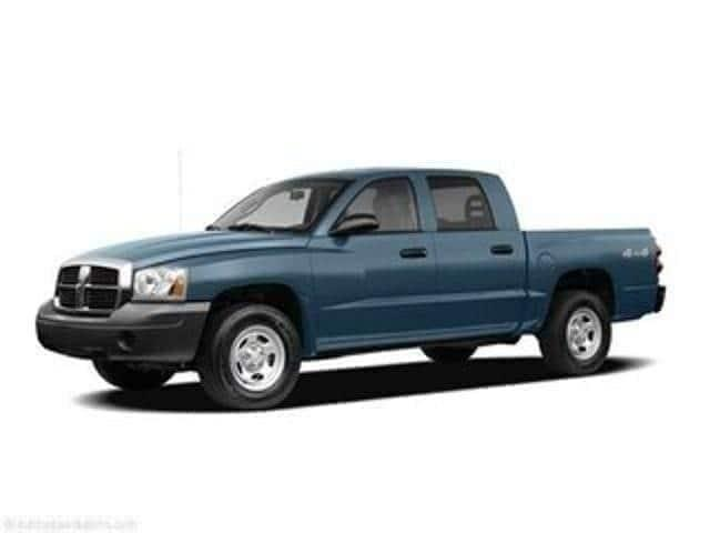 Pre-Owned 2006 Dodge Dakota 4dr Quad Cab 131 4WD SLT