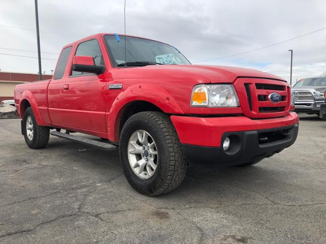 Pre-Owned 2011 Ford Ranger 4WD 4dr SuperCab 126 XLT