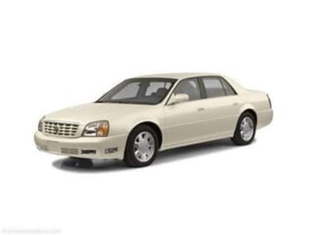 Pre-Owned 2002 Cadillac DeVille 4dr Sdn DHS