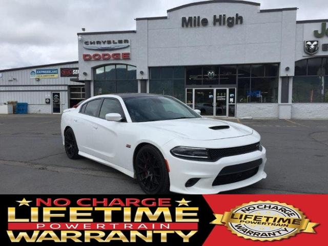 Pre-Owned 2016 Dodge Charger 4dr Sdn SRT 392 RWD