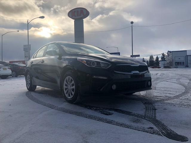 New 2019 Kia Forte FE Manual
