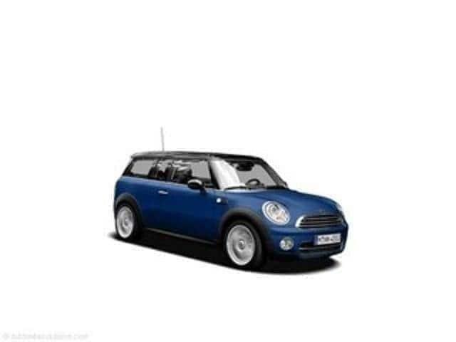 Pre-Owned 2008 MINI Cooper Clubman 2dr Cpe