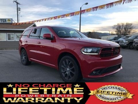 Pre-Owned 2017 Dodge Durango R/T AWD