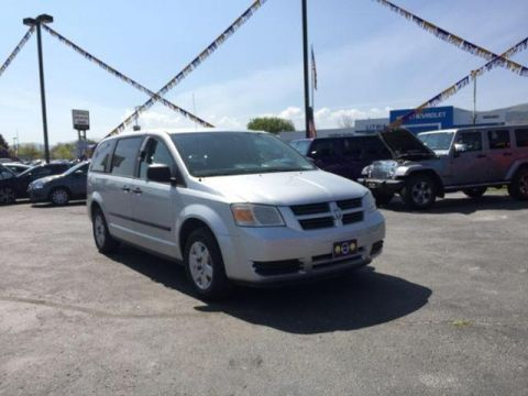Pre-Owned 2008 Dodge Grand Caravan 4dr Wgn SE