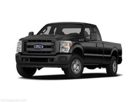Pre-Owned 2011 Ford Super Duty F-250 SRW 4WD SuperCab 142 XLT