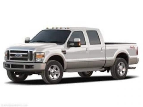 Pre-Owned 2008 Ford Super Duty F-250 SRW 4WD Crew Cab 156 XL