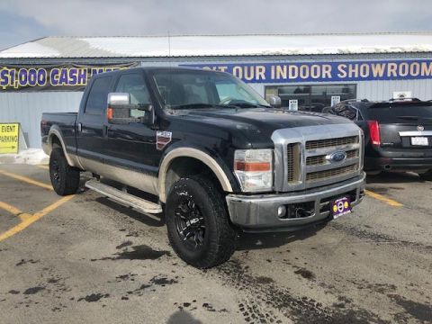 Pre-Owned 2008 Ford Super Duty F-350 SRW
