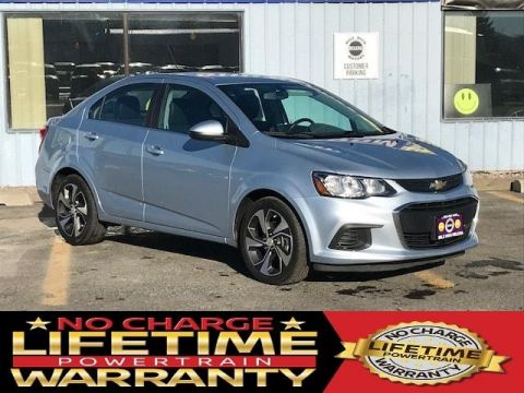 Pre-Owned 2017 Chevrolet Sonic 4dr Sdn Auto Premier