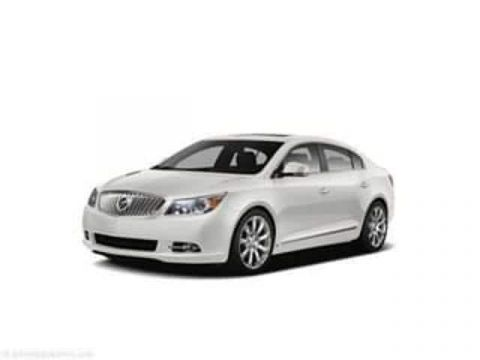 Pre-Owned 2010 Buick LaCrosse 4dr Sdn CXS 3.6L