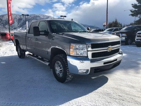 Pre-Owned 2009 Chevrolet Silverado 3500HD 4WD Crew Cab 167 SRW Work Truck