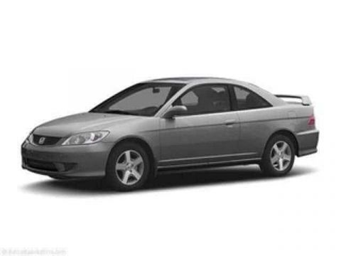 Pre-Owned 2005 Honda Civic EX AT SSRS