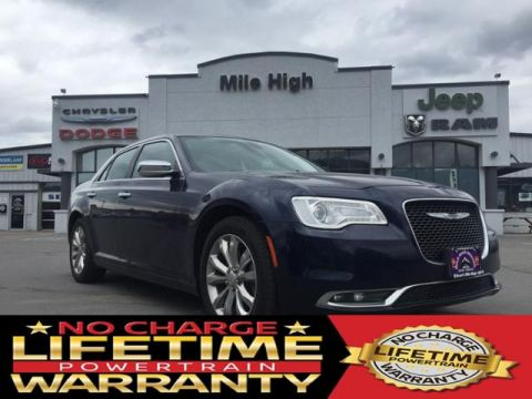 Pre-Owned 2016 Chrysler 300 4dr Sdn 300C AWD