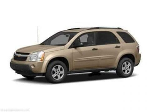 Pre-Owned 2005 Chevrolet Equinox 4dr 2WD LT