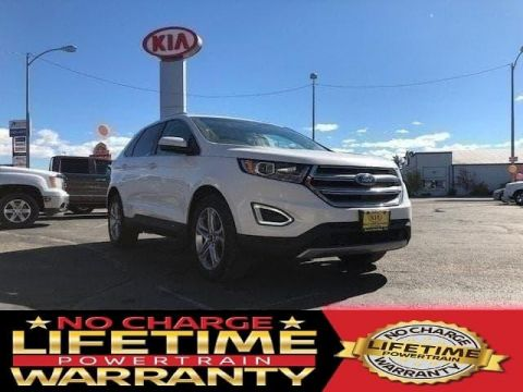 Pre-Owned 2016 Ford Edge 4dr Titanium AWD