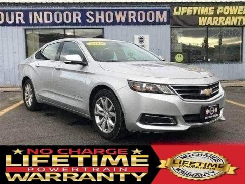 Pre-Owned 2016 Chevrolet Impala 4dr Sdn LT w/2LT