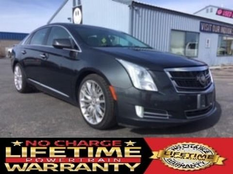 Pre-Owned 2014 Cadillac XTS 4dr Sdn Vsport Platinum AWD