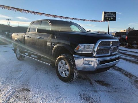 Pre-Owned 2014 Ram 3500 4WD Crew Cab 149 Longhorn
