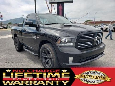 Pre-Owned 2014 Ram 1500 4WD Reg Cab 120.5 Sport