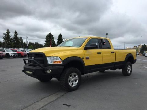 Pre-Owned 2011 Ram 3500 4WD Crew Cab 169 SLT