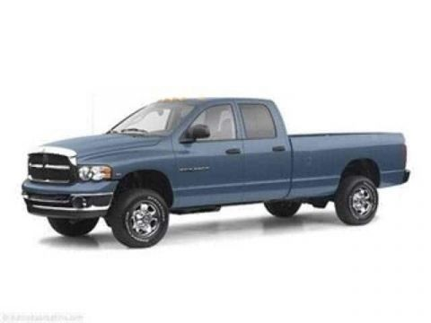 Pre-Owned 2003 Dodge Ram 2500 4dr Quad Cab 160.5 WB 4WD SLT