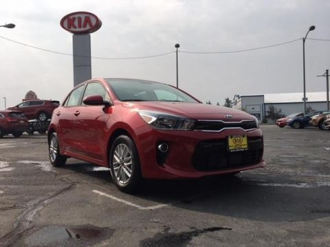 New 2018 Kia Rio 5-door EX Auto