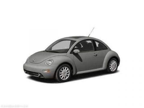 Pre-Owned 2004 Volkswagen New Beetle 2dr Cpe Turbo S Manual