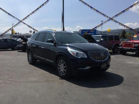 Pre-Owned 2015 Buick Enclave AWD 4dr Leather