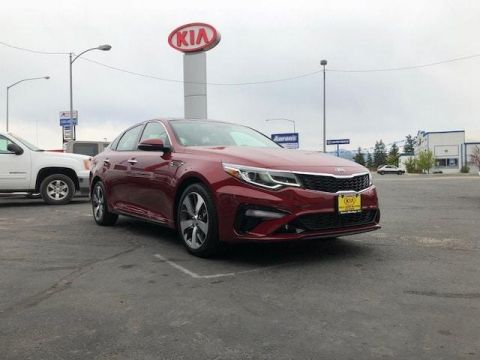 New 2019 Kia Optima S Auto