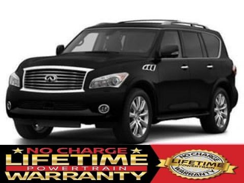 Pre-Owned 2013 INFINITI QX56 4WD 4dr
